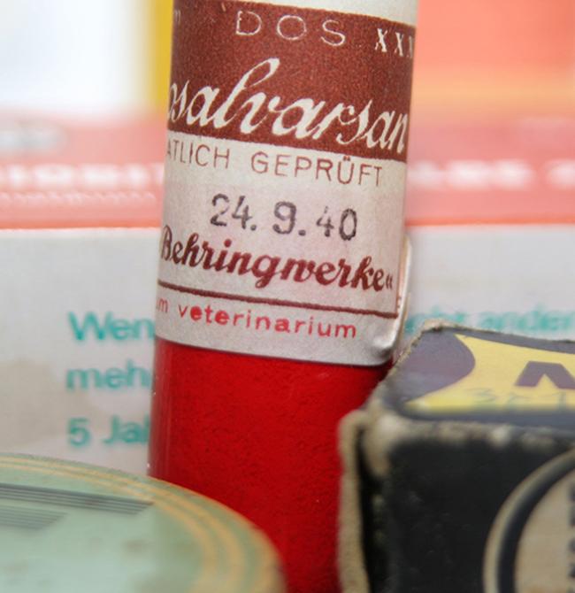 Entsorgung abgelaufener Arzneimittel