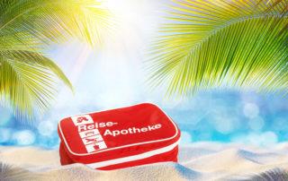 Sommerzeit ist Urlaubszeit – Wir prüfen Ihre Reiseapotheke