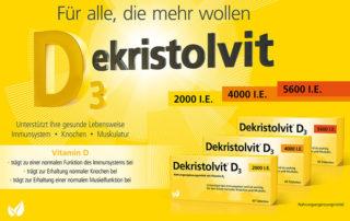 Vitamin D von Dekristolvit